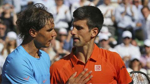 Djokovic san bằng kỷ lục của Nadal