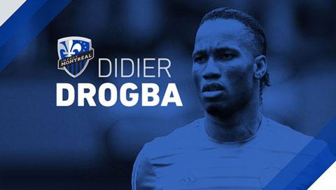 Drogba theo chân Lampard, Gerrard & Pirlo, gia nhập MLS