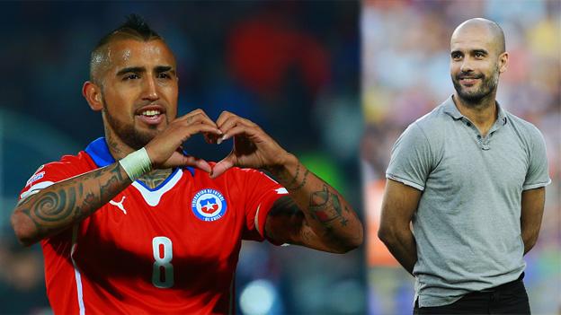 Vượt qua kiểm tra y tế, Vidal ra mắt Bayern Munich