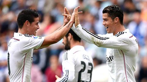 Ronaldo có thêm đối thủ nặng ký cạnh tranh sút phạt ở Real