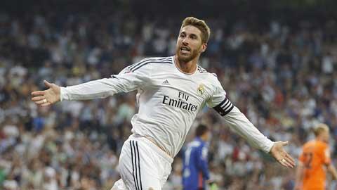 Real nối lại đàm phán với Ramos
