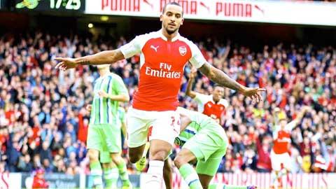 Arsenal hứng khởi trước thềm mùa giải