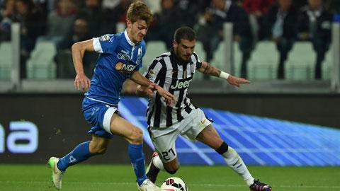 Hàng thủ Juventus: Thời của Rugani đã tới