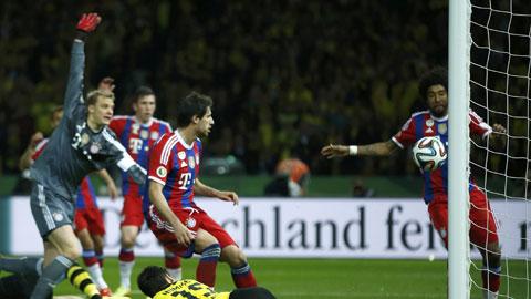 Bayern không mua thêm hậu vệ: Giữ vững... nỗi lo