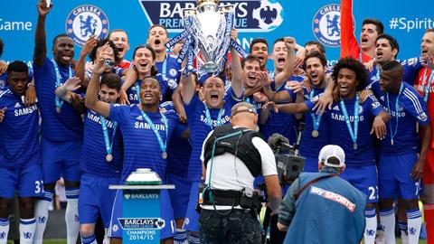 Tiền không mua được chức vô địch Premier League
