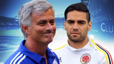 HLV Mourinho: 'Mọi người sẽ phải sợ Falcao của Chelsea'