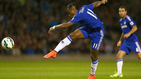 Didier Drogba: 'Voi rừng' tiếp tục phiêu lưu ký