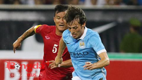 Sau Việt Nam, Man City tiếp tục du đấu ở Đức