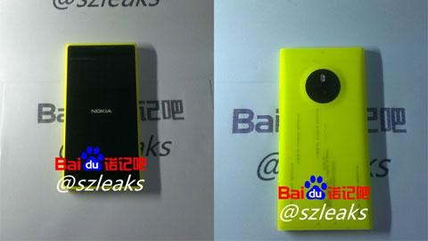 Lộ diện mẫu Lumia lạ vỏ nhựa, dùng chip 8 nhân Snapdragon 810