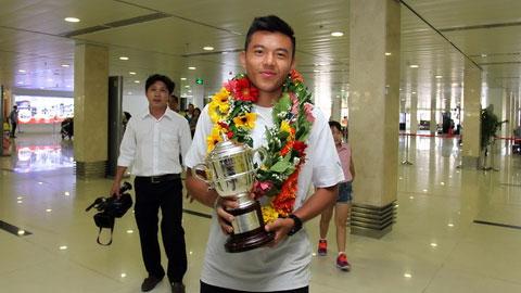 Lý Hoàng Nam tham dự giải Men's Futures tại Ai Cập