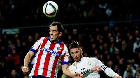 Hàng thủ Atletico cao nhất Top 3 La Liga