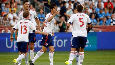 Kaka và David Villa tỏa sáng, MLS All Stars hạ gục Tottenham