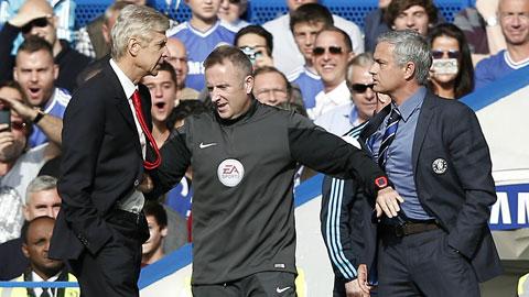 Trước thềm Community Shield 2015: Bây giờ, Mourinho đã e ngại Wenger