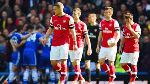 Arsenal vs Chelsea: Lấy động chế tĩnh