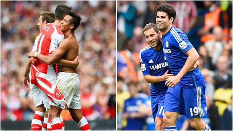 Chelsea & Arsenal im ắng trên TTCN: Người London đang tự tin