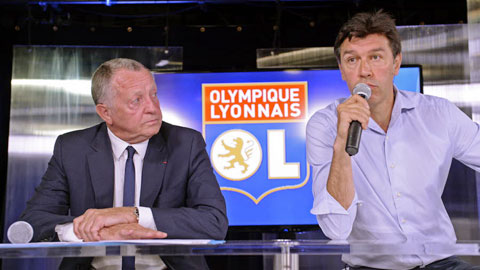 Lyon lại dậy sóng