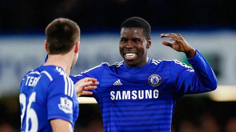 Vai trò nào cho Kurt Zouma ở Chelsea?