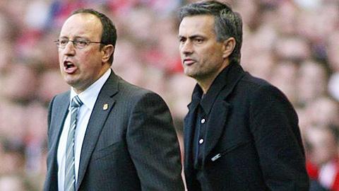 Những vụ tranh cãi nổi tiếng giữa Mourinho và Benitez