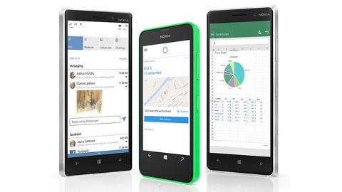 Microsoft ưu tiên nâng cấp miễn phí Windows 10 cho mẫu Lumia thấp cấp nhất