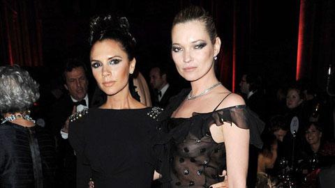 Kate Moss 'phải lòng' Beckham