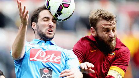 Higuain hưởng lương cao nhất Serie A
