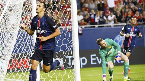 PSG vô địch International Champions Cup 2015 (Bắc Mỹ): Sẵn sàng 'mùa săn' mới