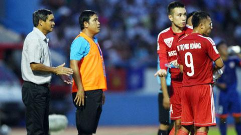 Vòng 19 V.League: Những thách thức lớn chờ B.BD