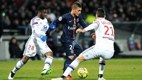 02h00 ngày 2/8, PSG vs Lyon: Đòn dằn mặt của PSG