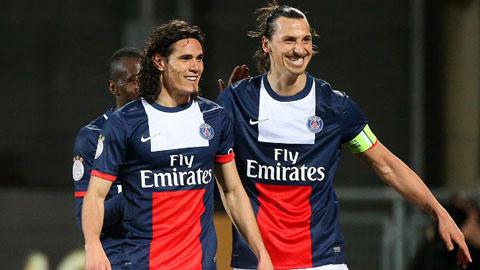 Đối đầu hàng công PSG và Lyon: Kinh nghiệm hay sức trẻ sẽ thắng?