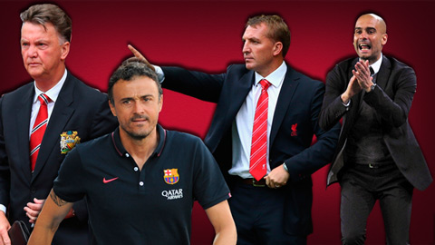 Vì sao 4-3-3 đánh bật 4-2-3-1 để trở thành xu thế mới ở bóng đá châu Âu?
