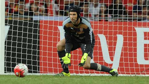 Có Cech, Arsenal như hổ thêm cánh