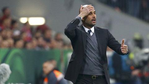 Tương lai của Guardiola tại Bayern: Đoạn đầu của một... cái kết!