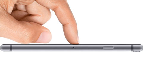 iPhone 6s sẽ dày hơn iPhone 6 do có Force Touch