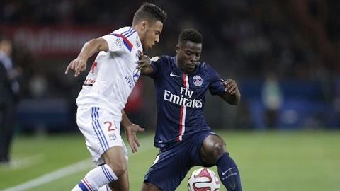 Hàng thủ PSG: Aurier sẵn sàng lấy suất đá chính