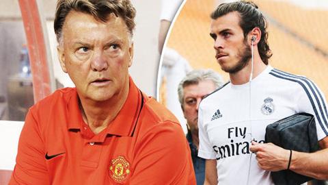 M.U chốt giá 86 triệu bảng mua Bale