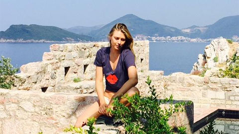 Sharapova và những mối tình không đoạn kết