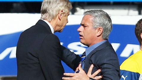 Wenger ghét Mourinho đến vậy sao?