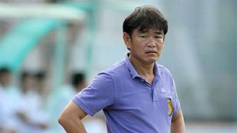 HLV Phan Thanh Hùng: 'Cúp QG là mục tiêu khả thi nhất của HN T&T'