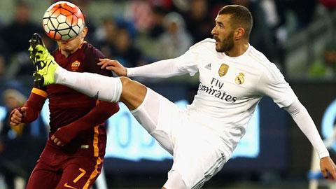 Benzema lỡ trận khai mạc La Liga