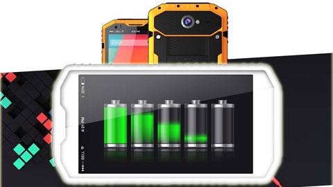 5 smartphone pin khủng nhất hiện nay