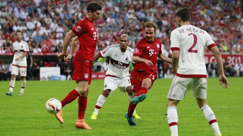 Giải giao hữu Audi Cup 2015: Bayern và Real tranh ngôi vô địch