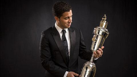 Cuộc đua đến danh hiệu cầu thủ xuất sắc nhất Premier League 2015/16: Hazard thách thức tất cả