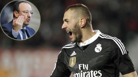 Không đời nào Real bán Benzema