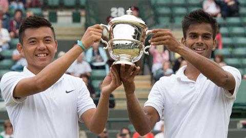 Lý Hoàng Nam xếp hạng hạt giống số 12 tại giải trẻ US Open