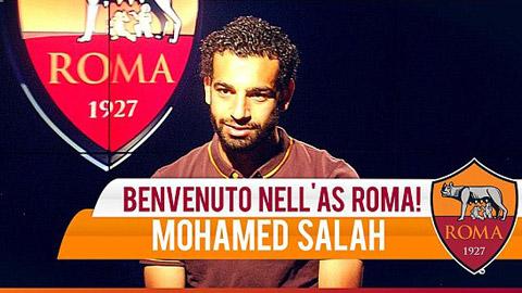 AS Roma ra mắt Salah, chuẩn bị đón Dzeko