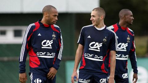 'Benzema sẽ mang chức vô địch giải Ngoại hạng Anh tới Arsenal'