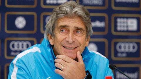 Man City bất ngờ gia hạn hợp đồng với Pellegrini