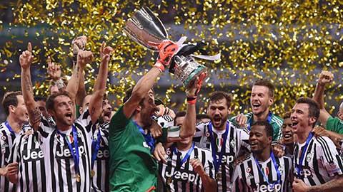 Hạ Lazio 2-0, Juventus giành Siêu cúp Italia