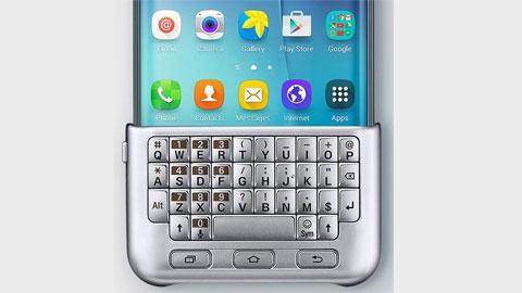 Galaxy S6 edge Plus sẽ có bàn phím QWERTY