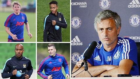 'Không tân binh nào của M.U, Man City, Arsenal hay Liverpool đủ tầm đá ở Chelsea'